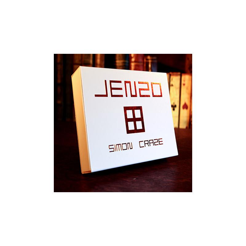 JENZO white Simon Craze