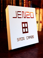 JENZO white Simon Craze