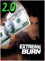 DVD  Extreme Burn 2.0 ( Richard Sanders )
