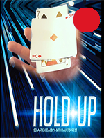 HOLD UP Rouge - Sebastien Calbry