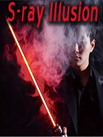 S-ray Illusion by JL - Complete kit