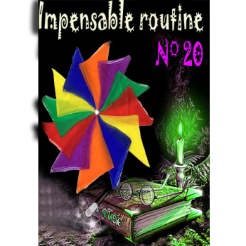 Impensable Routine N° 20 - Linking Foulards ( Téléchargement )