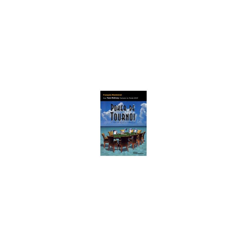 Livre POKER DE TOURNOI 2° Edition