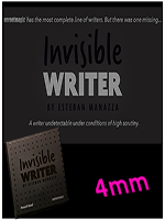 Invisible Writer 4 mm - vernet