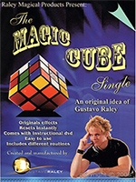 The Magic Cube - Gustavo Raley