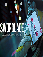 Swordlace Black - SansMinds