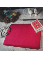 Tapis close-up Rouge TCC Luxe