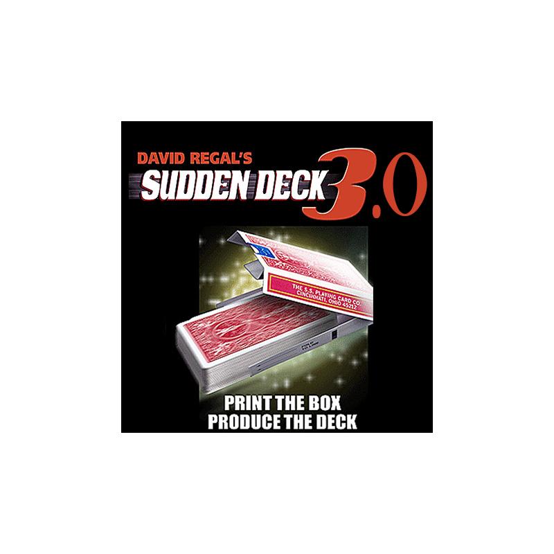 N°45 Sudden Deck 3.0 - David Regal