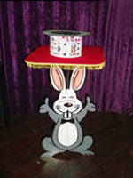 Table Lapin design