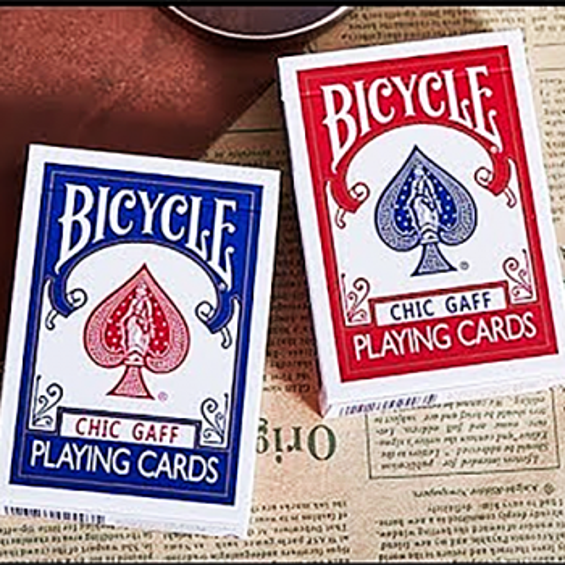 Bicycle Chic Gaff Bleu - Bocopo