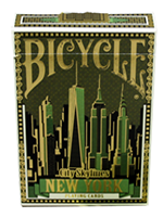 Bicycle City Skylines New York - Limited Edition