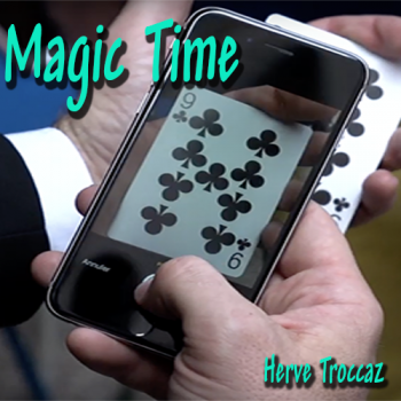 Magic Time - Herve Troccaz