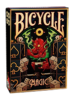 Bicycle Magic by Prestige