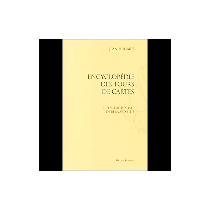 Livre encyclopédie des tours de cartes ( Jean Hugard )