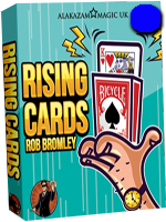The rising card Bleu Luxe - Rob Bromley