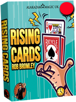 N°46 The rising card Rouge Luxe - Rob Bromley