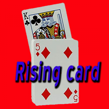 Rising card Rouge (bicycle )