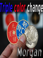 Triple Color Change Morgan