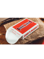 Vintage Feel Jerry's Nuggets Rouge