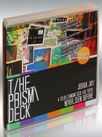 The prism Deck - Joshua Jay - Card Shark