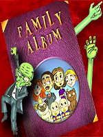 The Zombie Book Twister Magic