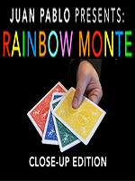 Rainbow Monte Close up by Juan Pablo