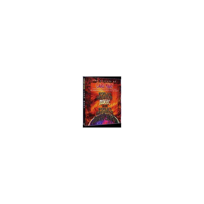 Dvd Card Warp ( World's Greatest Magic)