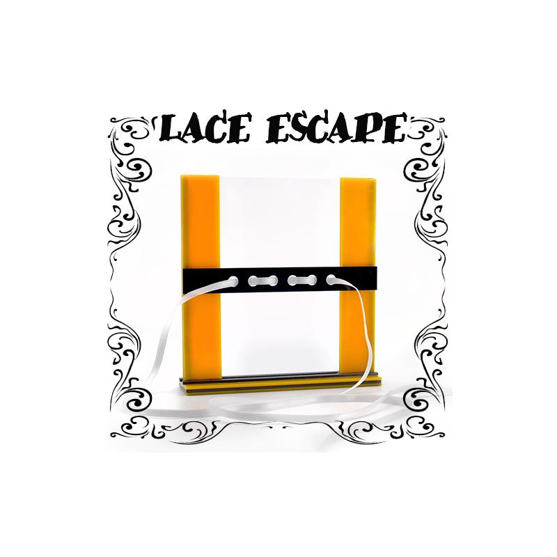 Lace Escape - Ruban à travers la vitre