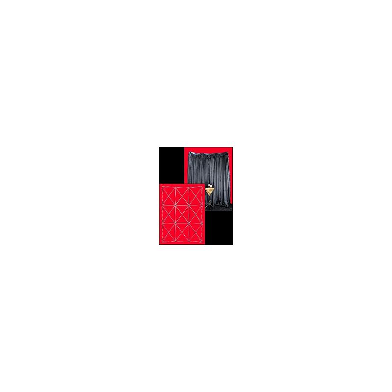 Fond de scène ( sans rideau )- Instant backdrop spider