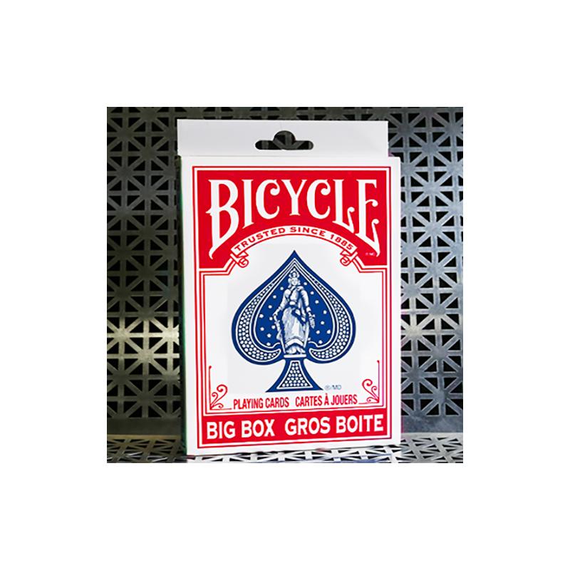 Bicycle Jumbo rouge