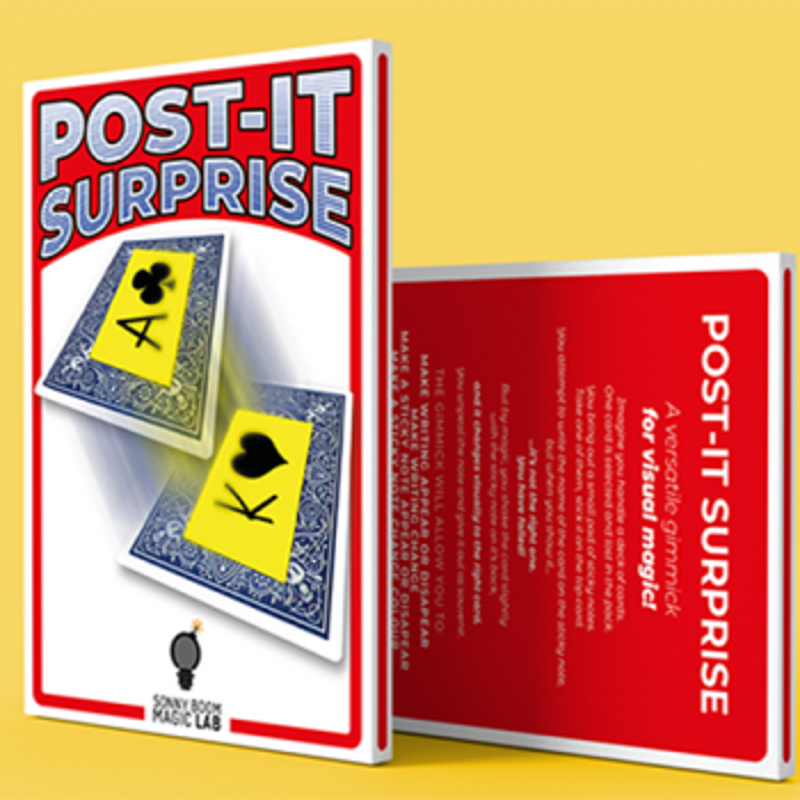 Post It Surprise - Sonny Boom