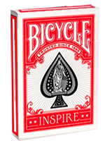 Bicycle Inspire rouge