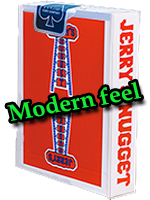 Modern Feel Jerry's Nuggets Rouge