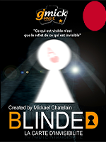 BLINDED Rouge Mickael Chatelain