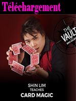 Télechargement - Card Sleights by Shin Lim