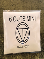 Six outs mini - Blake Vogt