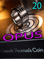 Opus 20 mm Garrett Thomas