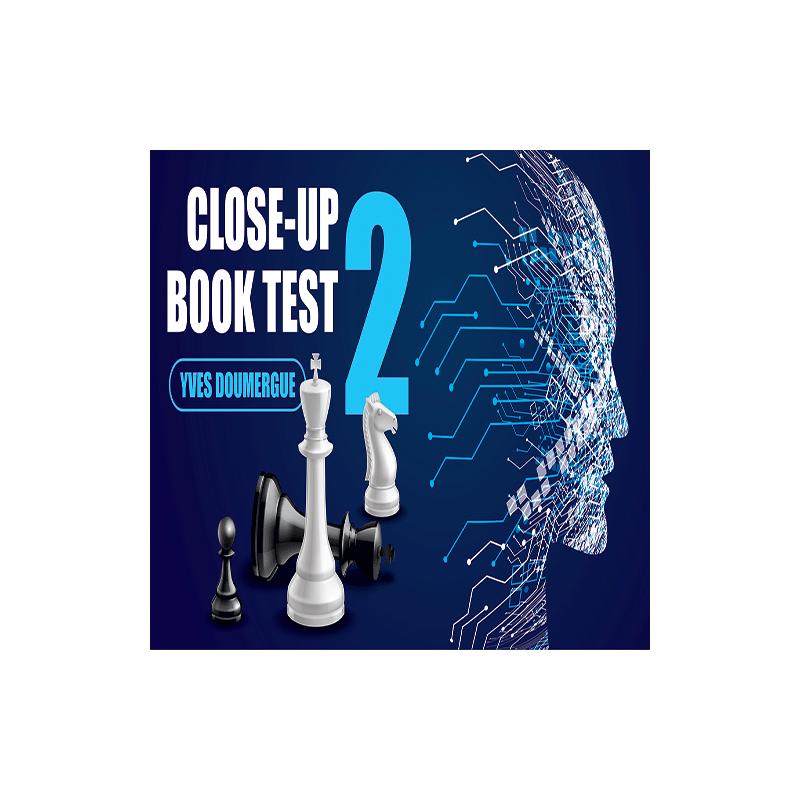 Close up book test 2 - Yves Doumergue