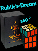 Rubik's Dream Three Sixty Edition - Henry Harrius