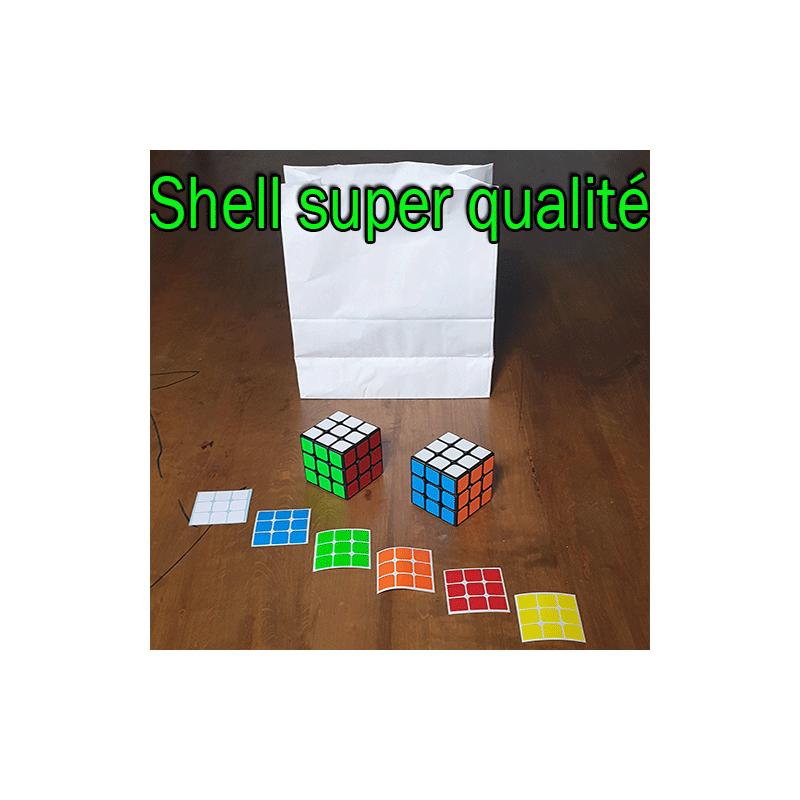 Coquille Rubik - Shell