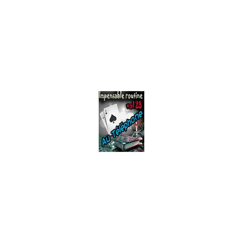 Impensable routine N° 28 - Au téléphone ( Téléchargement )