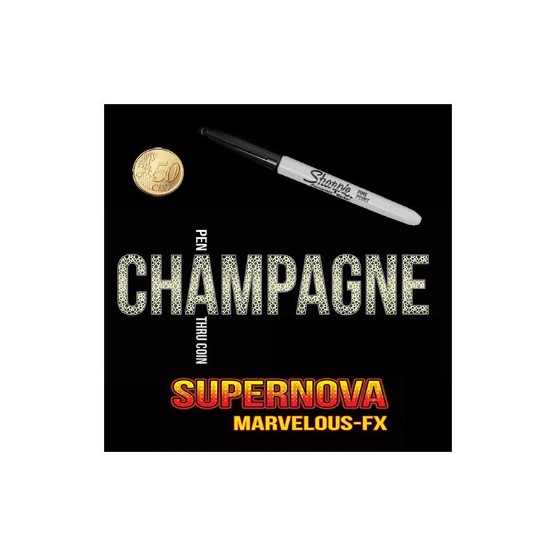 Champagne Supernova EURO - Matthew Wright