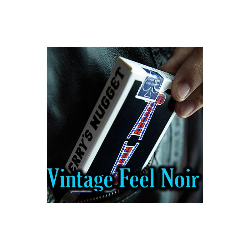 Vintage Feel Jerry's Nuggets Noir