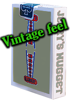 Vintage Feel Jerry's Nuggets Steel - Argent