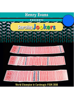 Searching Jookers Rouge - Henry Evans ( Bicycle Bleu )