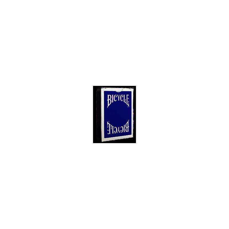 Bicycle Insigna Back Bleu