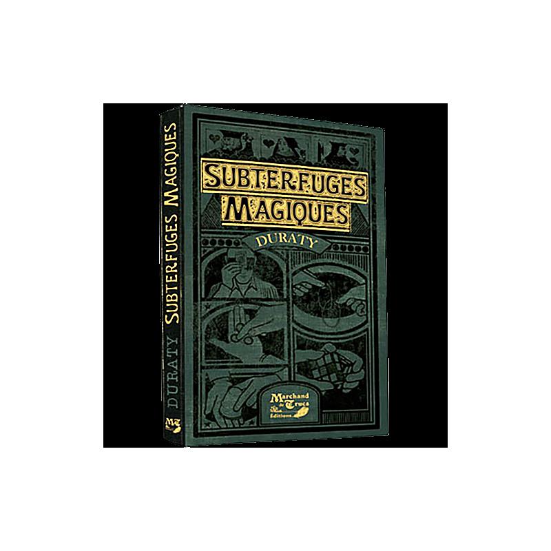 Livre Subterfuges Magiques - Duraty