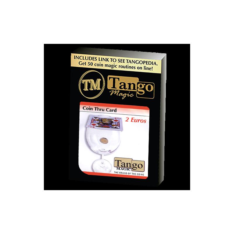 Coin Thru Card 2 Euro - Tango