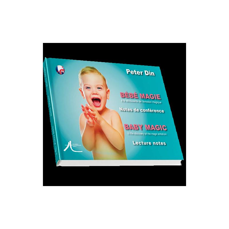 Livre Bébé Magie - Peter Din