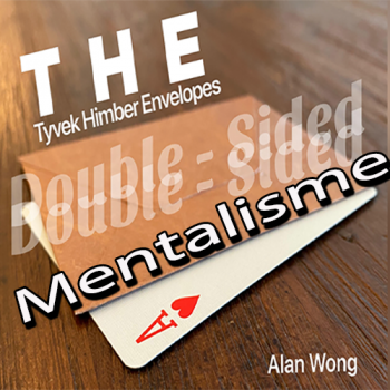Tyvek Himber Envelopes 2 pièces - Alan Wong